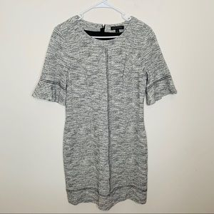 Banana Republic Fitted Bell Sleeve Dress 12